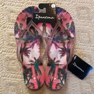 Ipanema Shoes - Ipanema Wave Vista Flip Flops